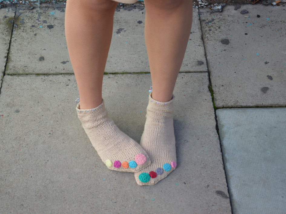 Emma's Feet
