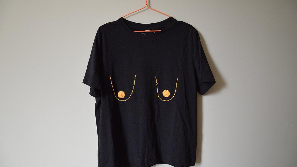 Saggy Boob T-Shirt