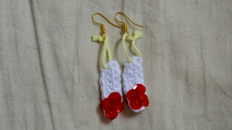Tampon Earring