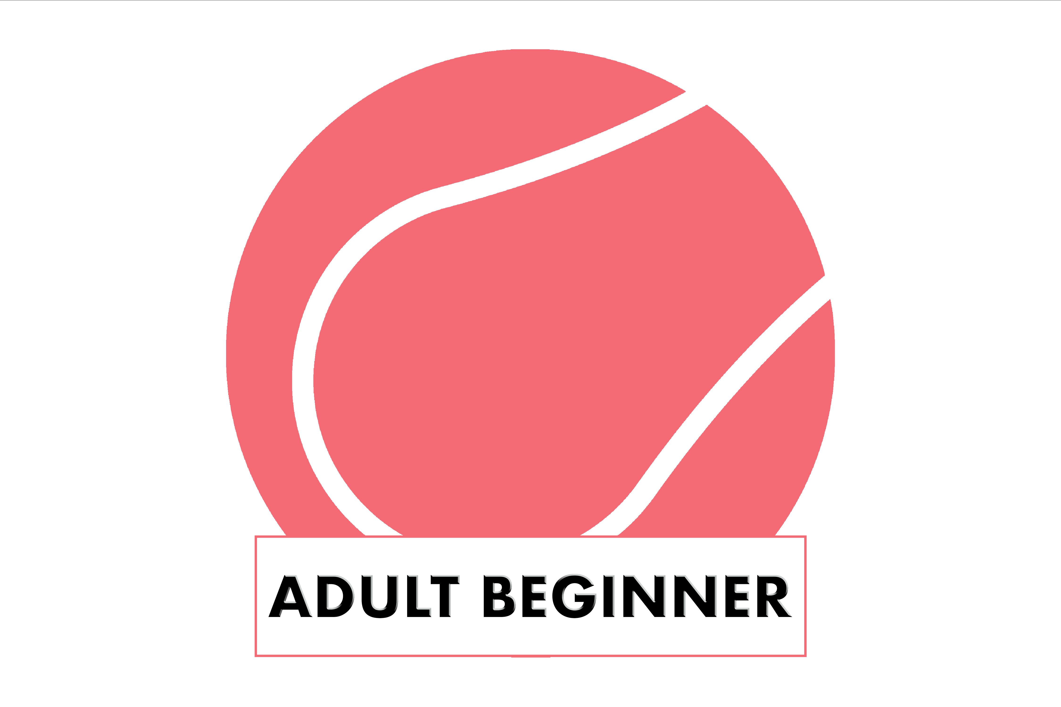 ADULT BEGINNER 7 SESSIONS: Jul 12-Jul 30