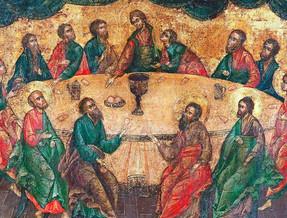 Слова на VI Велікодную нядзелю Ян 15, 9-17