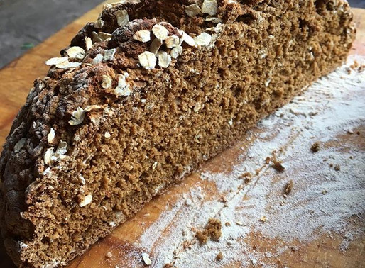 Oat and Treacle Loaf