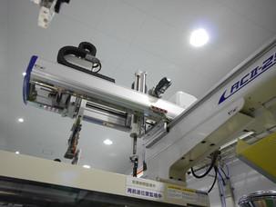 稼働中の製造機械