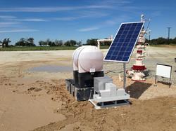 Model SSE Solar Installation