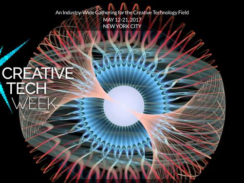 Creative Tech Week returns this year