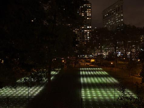 Erwin Redl at Madison Square Park