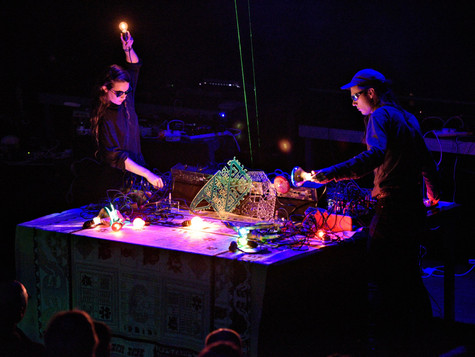 MSHR  Spittle of the Moon : Live at MoMA  Ps1