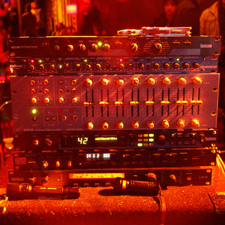 Old Equalizer from the red door