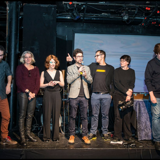 Hyphen Hub team and artists