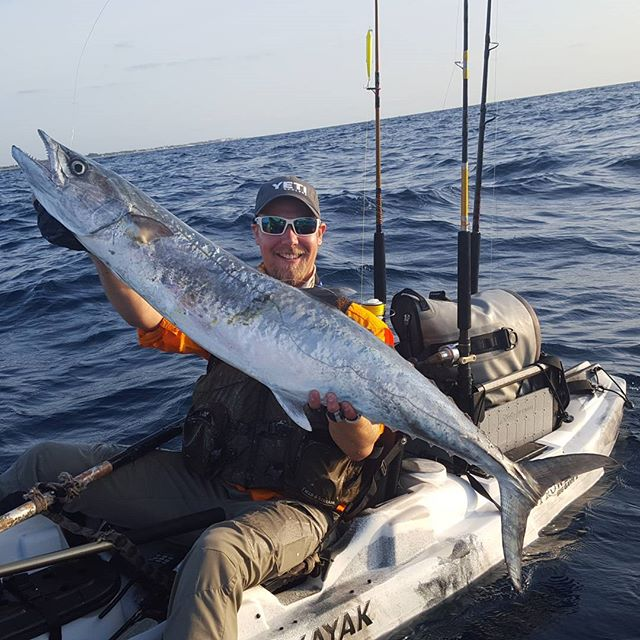 Smoker king, accurate reels, Adrenaline rods and southfloridakayakguides.jpg.jpg