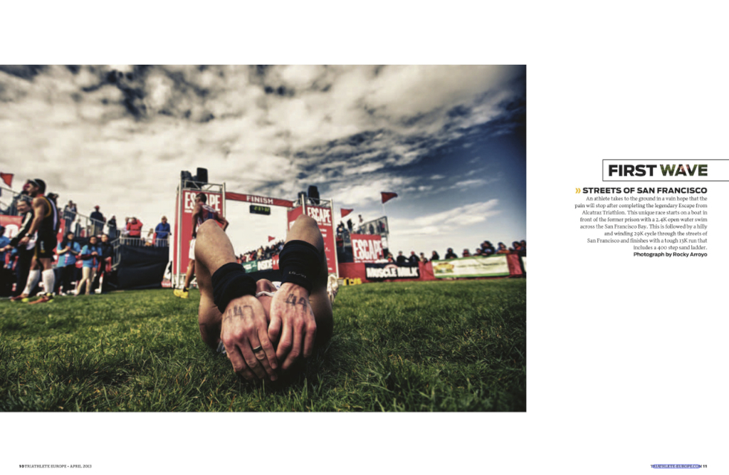 Triathlete Magazine / Europe
