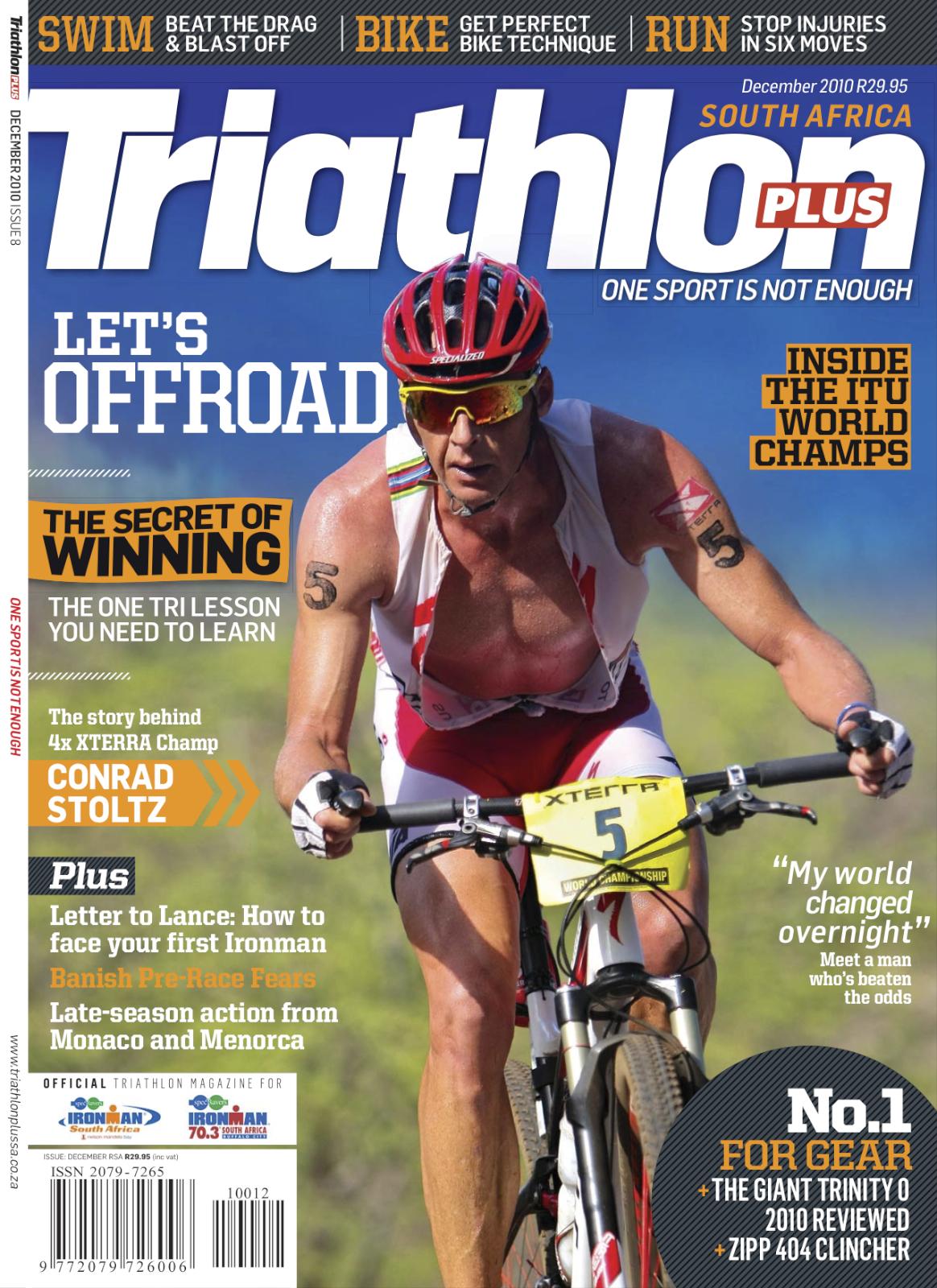 Triathlon Plus Magazine / S. Africa