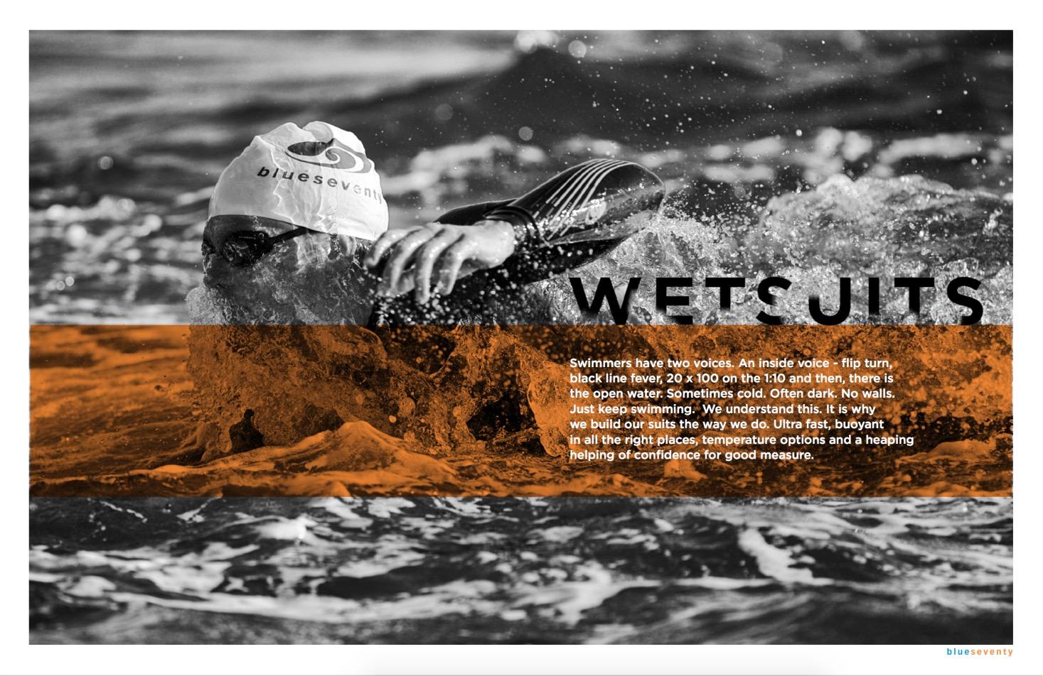 BlueSeventy Wetsuits