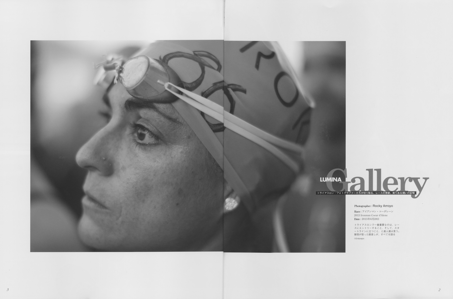 Lumina Triathlon Magazine