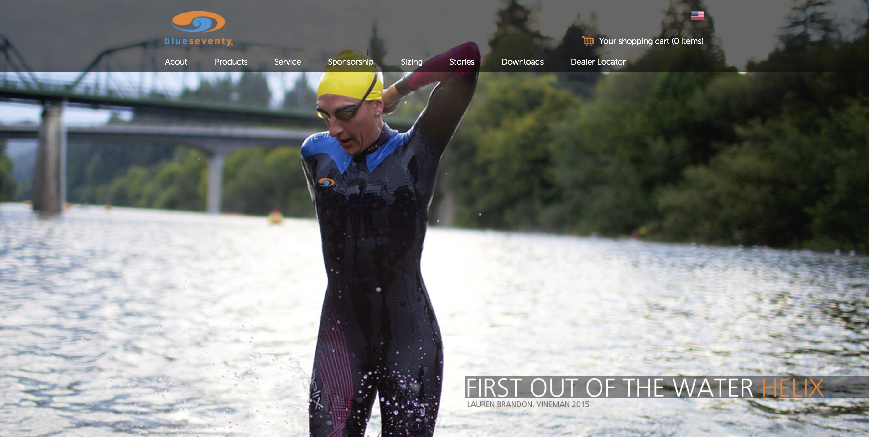 BlueSeventy Wetsuits