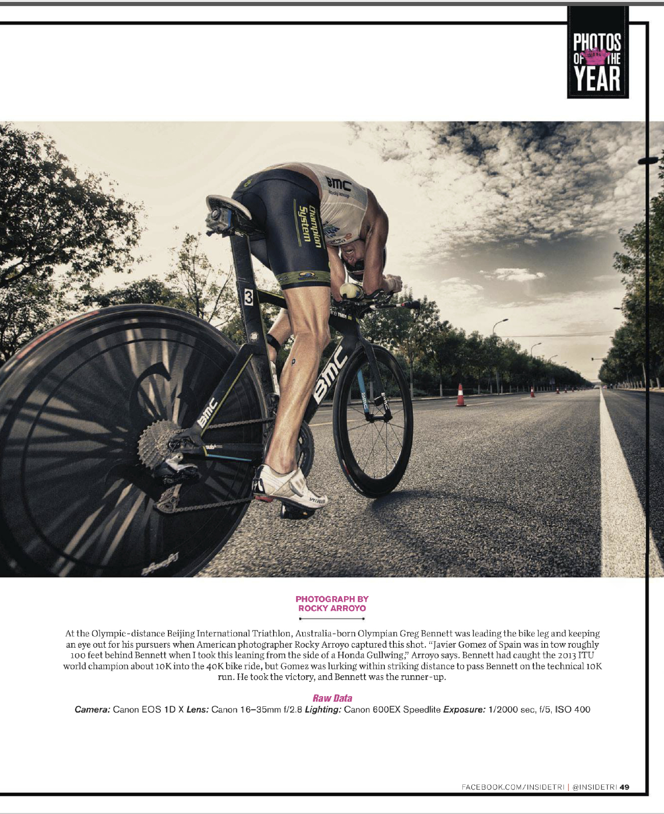 Inside Triathlon Magazine