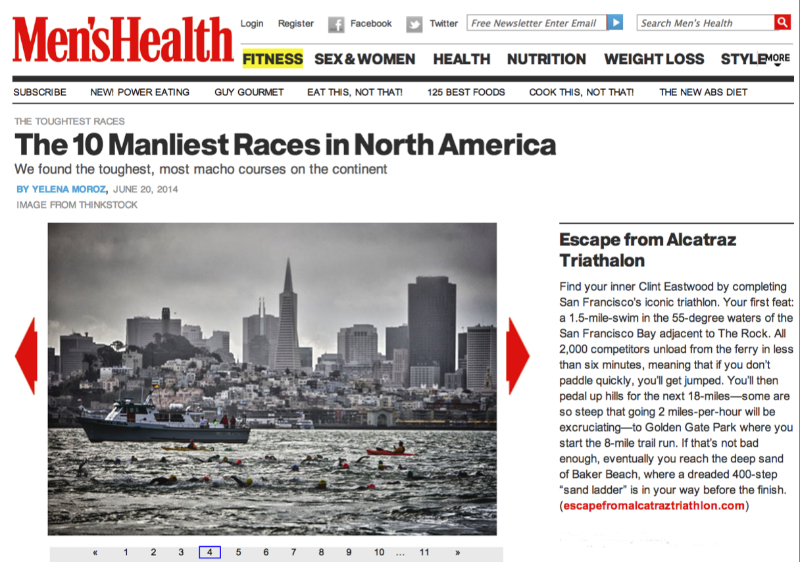 Men's Health Online