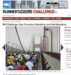 Runner's World Magazine Online