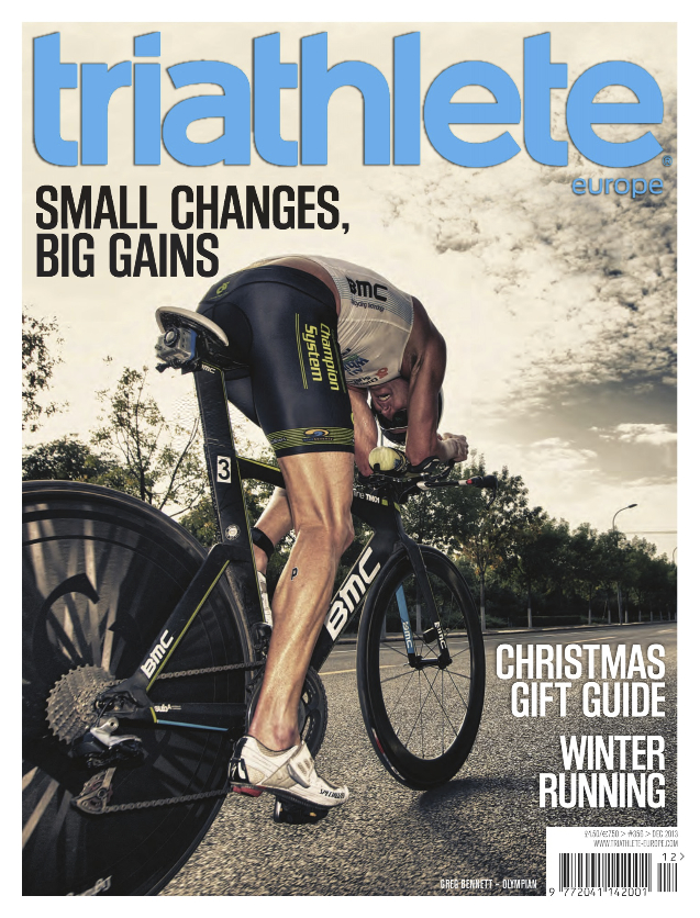 Triathlete Magazine Europe