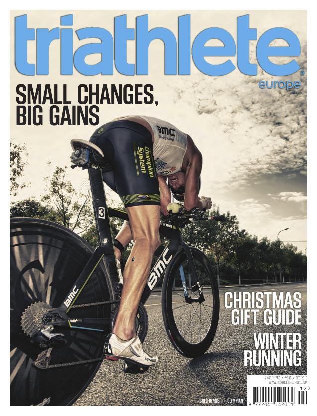 Triathlete Magazine Europe