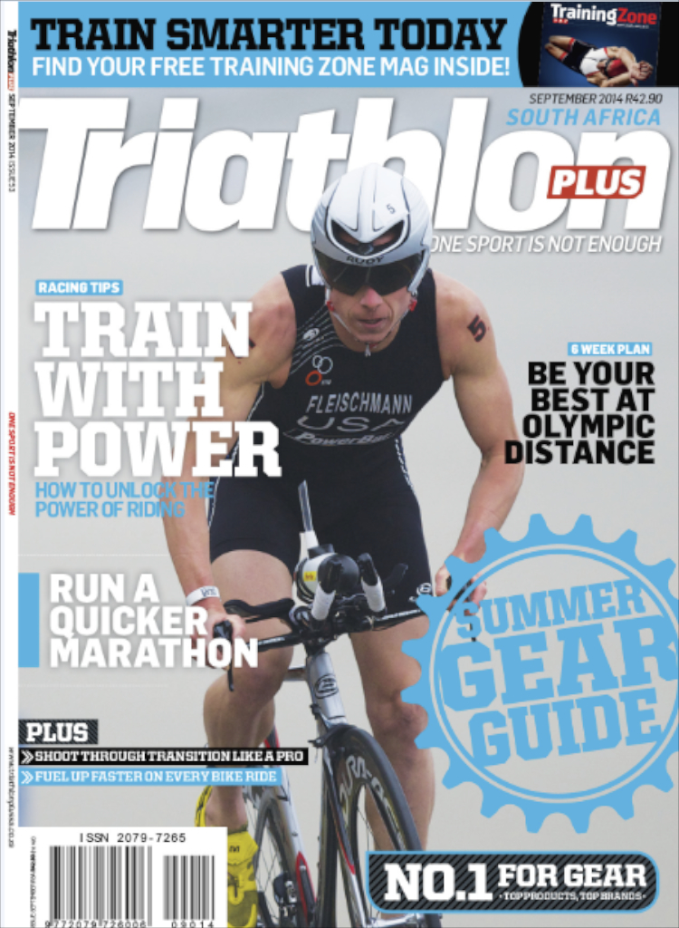 Triathlon Plus Magazine / S. Africa