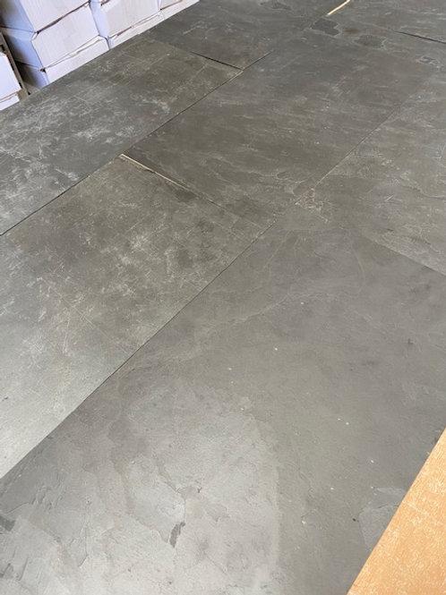 x15 Nero 60 x 30cm Slate Veneer Sheets