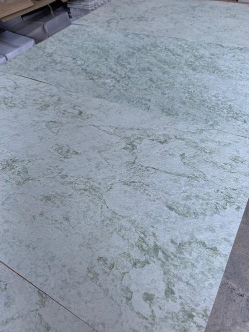 x10 Ice pearl 122 x 61cm Limestone Veneer sheets.