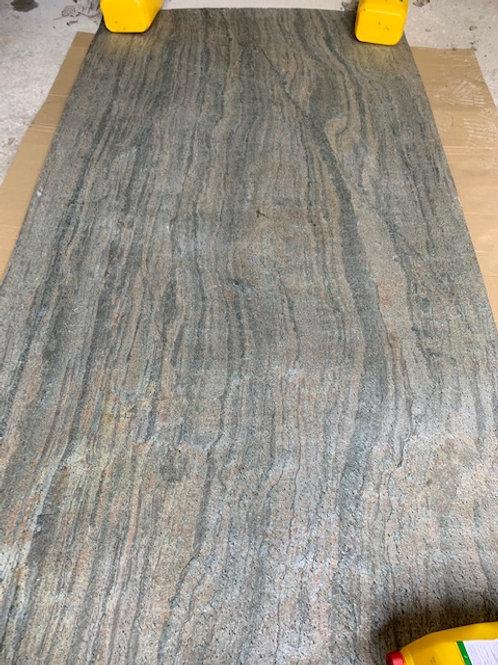 X1 Verde Gris 240 x 120cm Slate Veneer Sheet