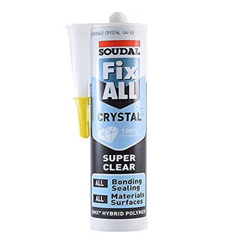 Soudal Fix All Crystal Clear