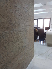 slate veneer wall cladding