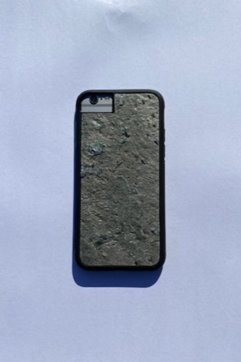 Silver Grey Phone Case For iPhone 6, 7 & 8