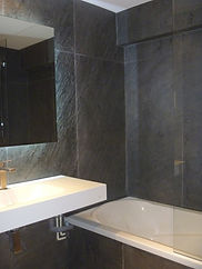 Slate veneer sheets and tiles ultra light thin stunning natural stone