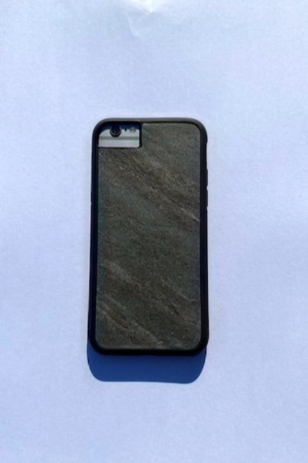 D Black Phone Case For iPhone 6, 7 & 8