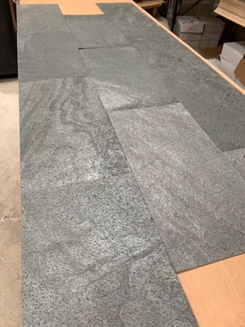 Silver Grey 60 x 30cm Pack of 6 tiles