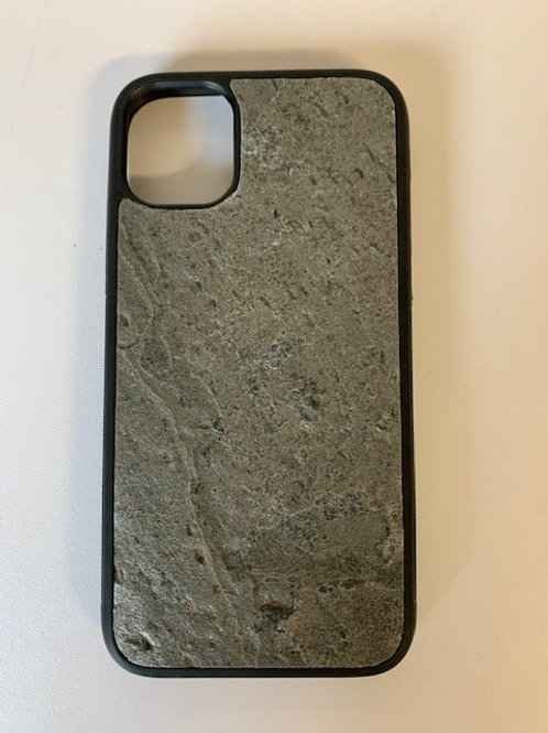 Silver Grey Phone Case For iPhone 11