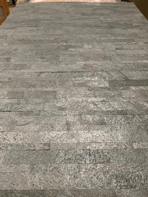 Silver Grey Slate Multi Brick Sample