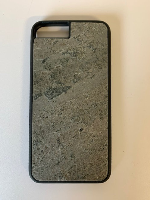 Silver Grey Phone Case For iPhone 6+, 7+ & 8+