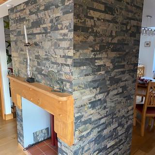 Rustique Multi brick Slate Veneer