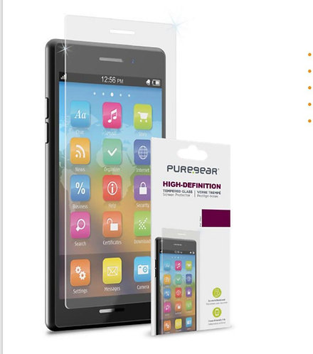 PureGear - TEMPERED GLASS -  iPhone XS/X / 11 Pro