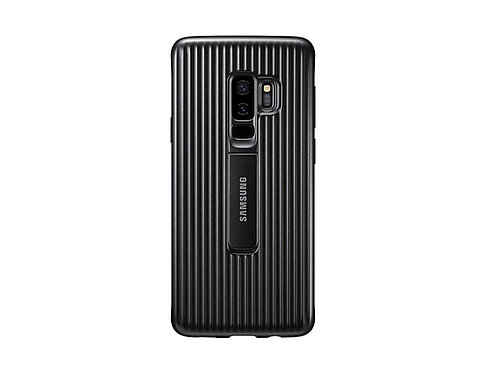 SAMSUNG Rugged Protective Cover Galaxy S9 Gris