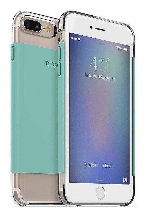 Mophie Protector iPhone SE2020/8/7 Azul/transparente
