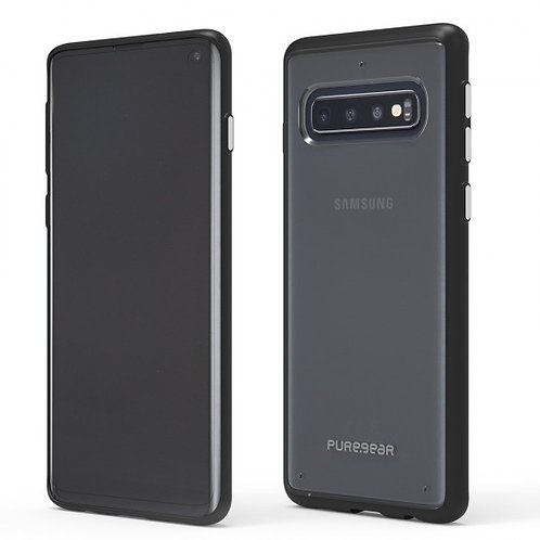 PureGear - Slim Shell (CL/BL) GALAXY S10e