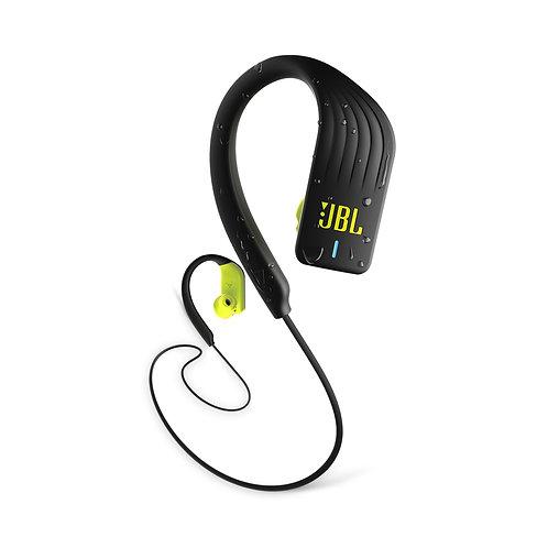 JBL Endurance Sprint Auriculares Bluetooth, Negro/Verde