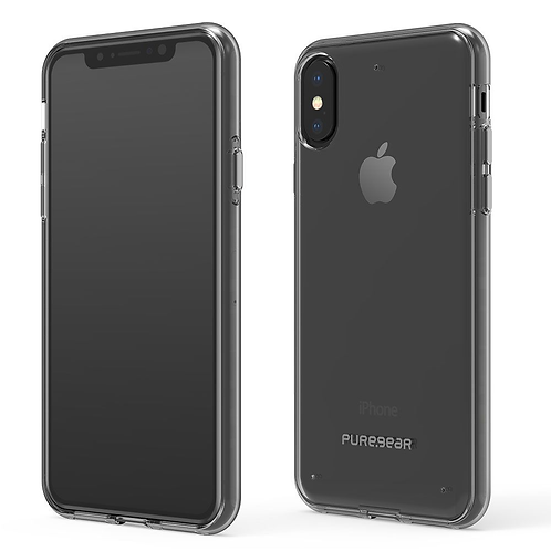 PUREGEAR Slim Shell Protector iPhone X/Xs Transparente
