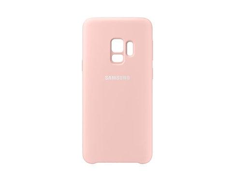 Samsung Silicone Cover Galaxy S9+ Rosa