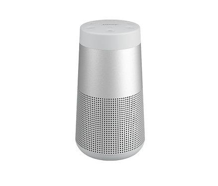 Bose SoundLink Revolve II Altavoz Bluetooth Plateado