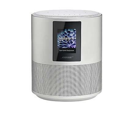 Bose Home Speaker 500 Altavoz Bluetooth Plateado