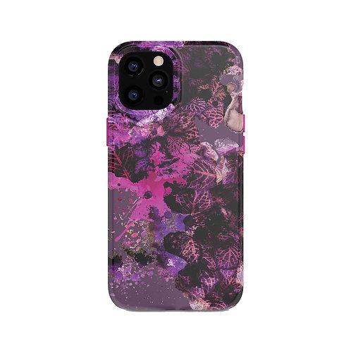 Tech21 Eco Art iPhone 12 / 12 Pro Rosa/Morado