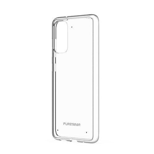 PUREGEAR Slim Shell Protector Galaxy S20 Transparente
