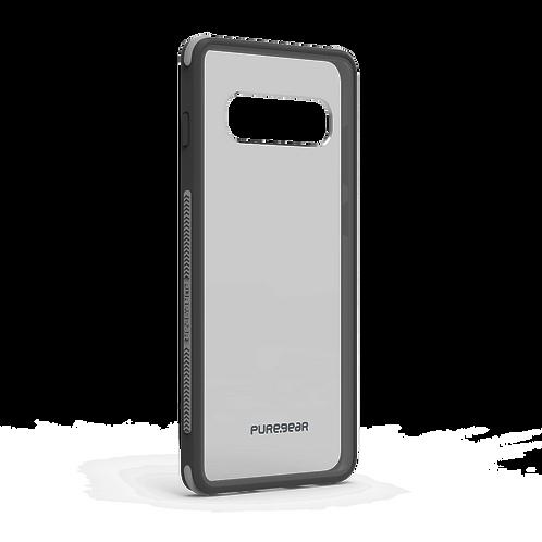 PUREGEAR Dualtek Protector Galaxy S10+ Transparente/Negro